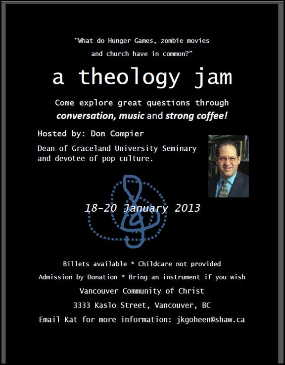Theology Jam