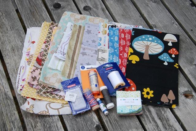 Goodybag fabrics