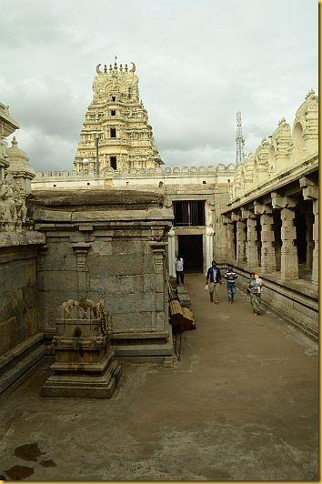 Krishna Temple Purandharadasa, Doddamallur,