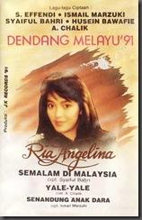 Ria Angelina - Dendang Melayu