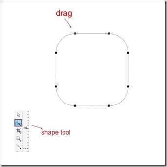 Rectangle tool 2