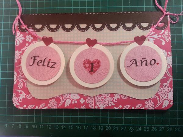 Manualidades para aniversario de enamorados - Imagui