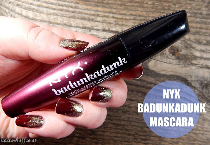 NYX Badunkadunk Mascara