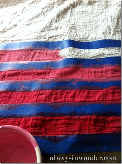 Ombre_painted_flour_sack_towels (18)