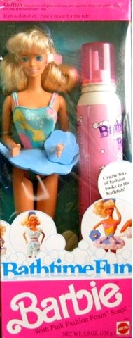Barbie Bathtime Fun (1991)