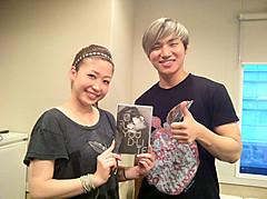 Dae Sung - Fm Yokohama Radio - 31jul2013 - 01.jpg