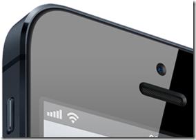Fotocamera e videocamera iPhone 5