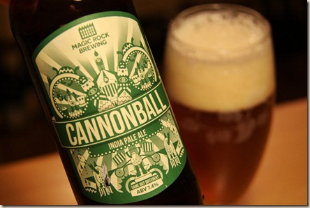 MagicRock Cannonball Label