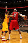 lebron james nba 130224 mia vs cle 12 LeBron Debuts Prism Xs As Miami Heat Win 13th Straight