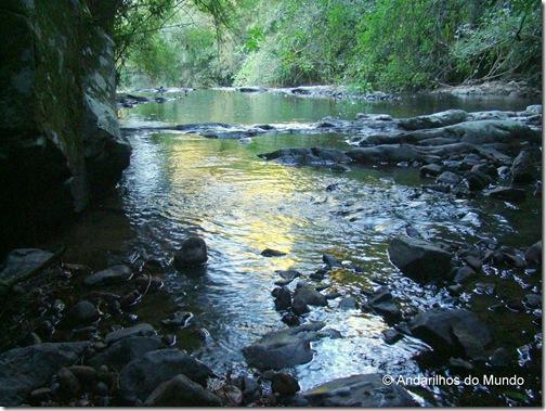 Riozinho no Ecoparque Sperry Gramado