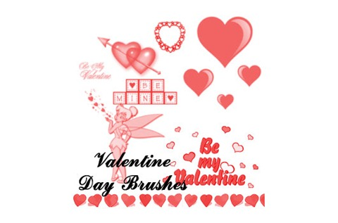 Valentine-Day-Brushes