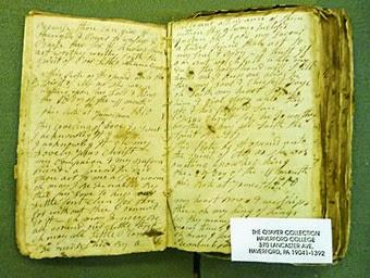 Quaker-Diary