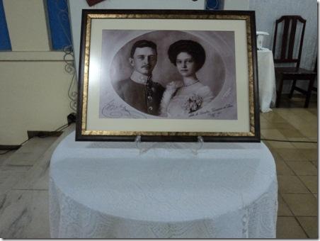 Beato Carlos da Áustria e sua esposa Serva de Deus Zita