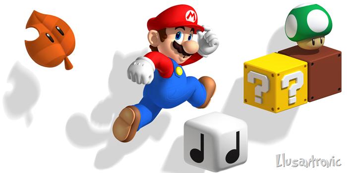 Super Mario para Nintendo 3DS (Let's go!)