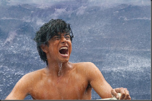 life of pi - SURAJ SHARMA as Pi
