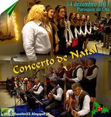 Concerto de Natal - 14.DEZ.13