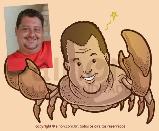 Mini-caranguejo