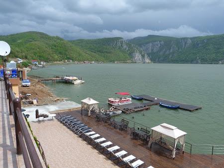Cazare la Dunare: pensiunea Melba