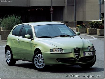 Alfa Romeo 147 (2000)9