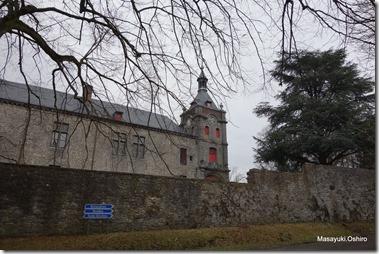 Château Fort d'Ecaussinnes-Lalaing