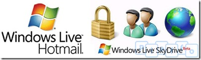 hotmail skydrive