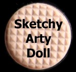 Sketchy Arty Doll (YouTube