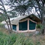 Dunia Camp, Zelt © Foto: Angelika Krüger | Outback Africa Erlebnisreisen