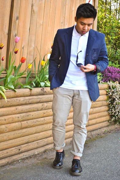 polo and navy blazer-2