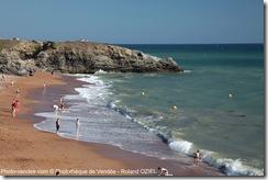 St-Hilaire-de-Riez plage