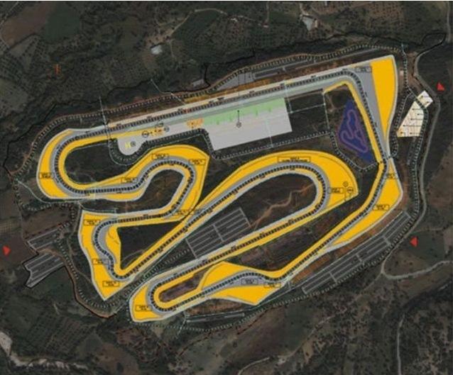 Ξεκινά η κατασκευή της πίστας της Formula 1 στην Πάτρα