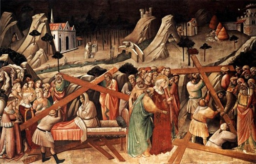 Finding of the True Cross