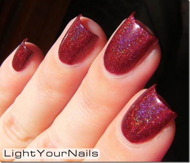 Glitter Gal Hot Chilli