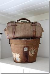 hoedenkoffer tas