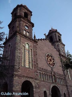 Elizondo - Iglesia