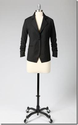 cinched slv blazer 65
