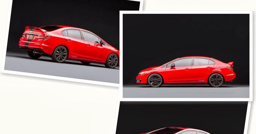 All Cars Nz 2013 Honda Civic Si Sedan Project