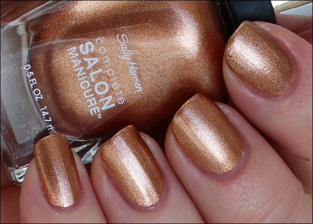 Kupfer Sally Hansen Pennies for Heaven 6