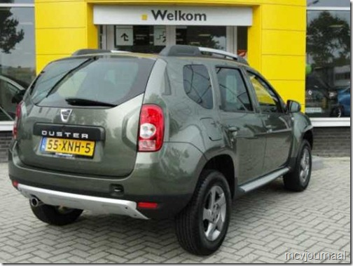 Dacia Duster Delsey 22
