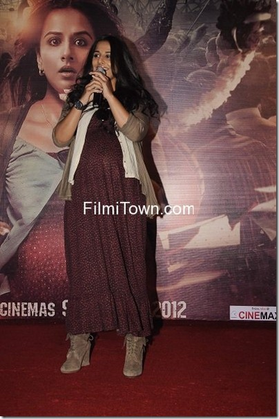 Actress-Vidya-Balan-promotes-Kahaani-movie-at-PVR-in-Mumbai-2