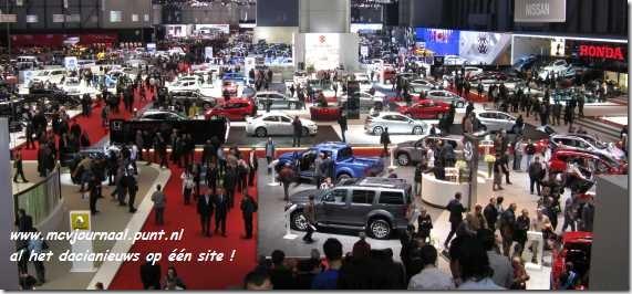 Autosalon Geneve 07