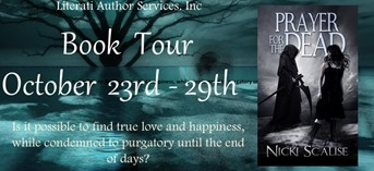 {Giveaway} Prayer for the Dead by Nicki Scalise