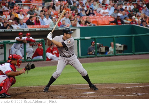 'Lance Berkman' photo (c) 2006, Scott Ableman - license: http://creativecommons.org/licenses/by-nd/2.0/