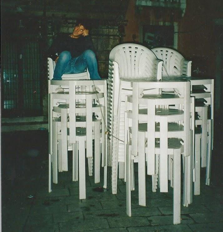 2000 08 -  Venezia post Buskers ferrara 27 ago 04