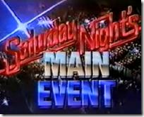 [Saturday Night's Main Event]