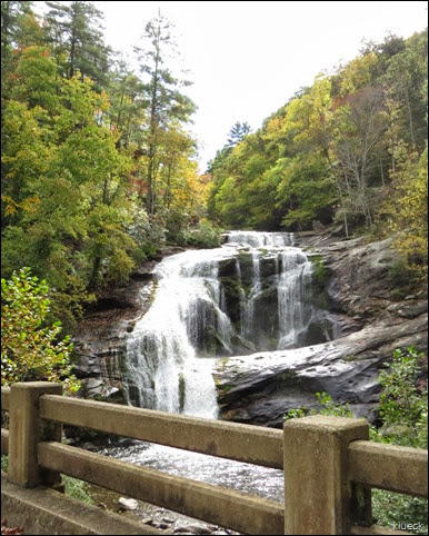 Bald River Falls, Cherokee Natl Forest