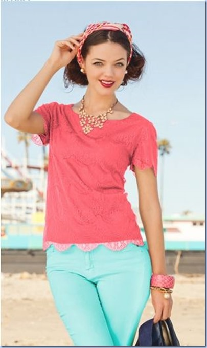 salt water taffy blouse