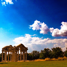 Aphrodisias - Turkey by Muhammed Celik - Buildings & Architecture Statues & Monuments
