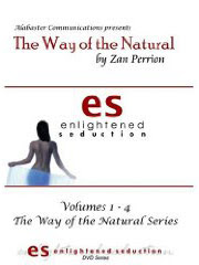Cover of Zan Perrion's Book Enlightened Seduction The Way Of The Natural Conversation Examples