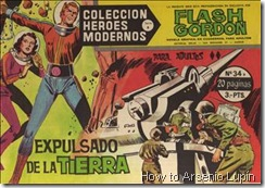 P00035 - Heroes Modernos Serie B