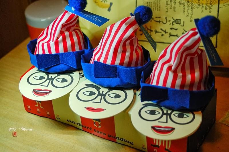 日本 關西 購物 京阪 大阪食倒太郎布丁 くいだおれ太郎プリン